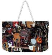 Instruments Weekender Tote Bag