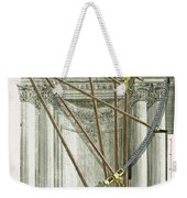 Instruments From A Viennese Observatory Weekender Tote Bag