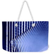 Interference Waves Weekender Tote Bag