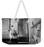 Interior In Black And White Weekender Tote Bag