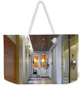 Interior Of A Hospital Weekender Tote Bag