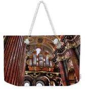 Interior St Stanislaus Church - Posnan Weekender Tote Bag