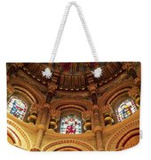 Interiors Of A Cathedral, St. Finbarrs Weekender Tote Bag