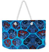 Internal Vision Design Weekender Tote Bag
