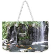 International Marketplace - Waikiki Weekender Tote Bag