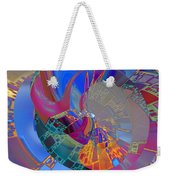 Into The Inner World Weekender Tote Bag