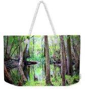Into The Swamp Weekender Tote Bag