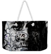 Intrigue Weekender Tote Bag by Christopher Gaston