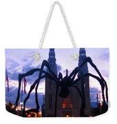 Invasion Of The Black Spider Weekender Tote Bag