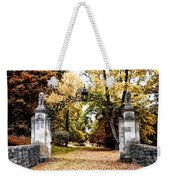 Inver House - Radnor Pa Weekender Tote Bag