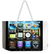 Iphone Weekender Tote Bag by Photo Researchers