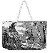 Ireland: Cruelties, C1600 Weekender Tote Bag by Granger