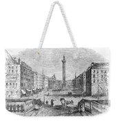Ireland: Dublin, 1843 Weekender Tote Bag