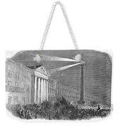 Ireland: Dublin, 1849 Weekender Tote Bag