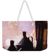 Ireland Jars Of Paraffin Weekender Tote Bag
