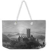 Ireland: Rosserk Abbey Weekender Tote Bag