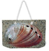 Iridescent Treasure Macro Weekender Tote Bag