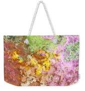 Iris Abstract I Weekender Tote Bag