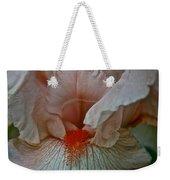 Iris Orange Beard Weekender Tote Bag