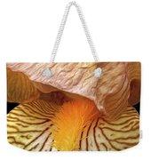 Iris Study Weekender Tote Bag