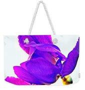 Iris Surprise  Weekender Tote Bag