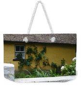 Irish Cottage Weekender Tote Bag