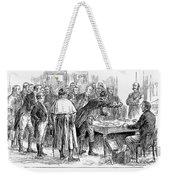 Irish Land League, 1886 Weekender Tote Bag by Granger