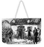 Irish Land League, 1887 Weekender Tote Bag
