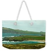 Irish Sea Coast 4 Weekender Tote Bag