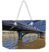 Iron Bridge Weekender Tote Bag