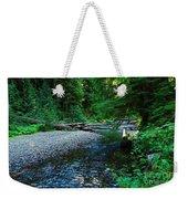 Iron Creek  Weekender Tote Bag