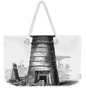 Iron Smelting, C1855 Weekender Tote Bag
