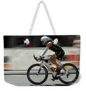 Ironman 2012 Flying By Weekender Tote Bag