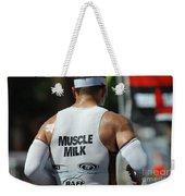 Ironman Muscle Milk Weekender Tote Bag