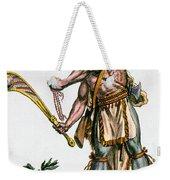 Iroquois Warrior Weekender Tote Bag