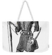 Irvine Toxophilite, 1846 Weekender Tote Bag