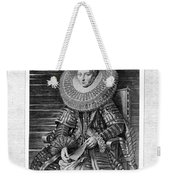 Isabella Clara Eugenia Weekender Tote Bag