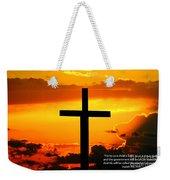 Isaiah 9-6 Niv Weekender Tote Bag