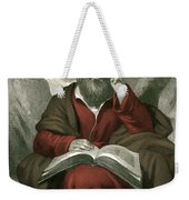 Isaiah, Old Testament Prophet Weekender Tote Bag