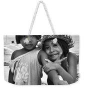 Island Kids Weekender Tote Bag