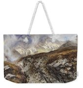 Isle Of Skye Weekender Tote Bag