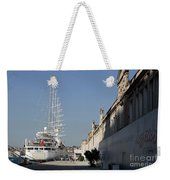 Istanbul Cruise Ship Terminal Weekender Tote Bag