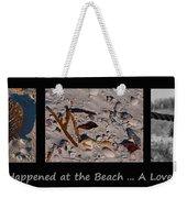 It Happened At The Beach Weekender Tote Bag