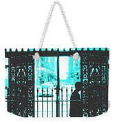 It Is A Strange World Out There Weekender Tote Bag