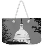 It Really Is Black And White Weekender Tote Bag