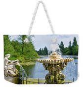 Italian Fountain London Weekender Tote Bag