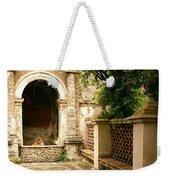 Italian Hideaway Weekender Tote Bag