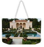 Italian Renaissance Garden Weekender Tote Bag