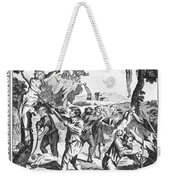 Italy: Protestant Martyrs Weekender Tote Bag