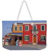 Italy Venice  Weekender Tote Bag